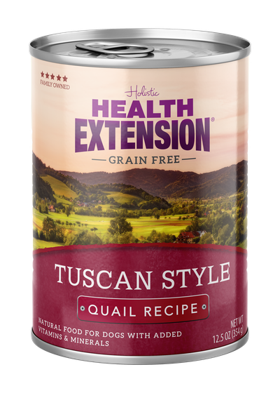 Health Extension Grain Free Tuscan Style