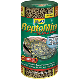 Tetra ReptoMin® Select-A-Food