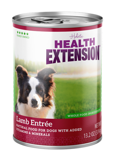 Health Extension Dog Lamb Entree