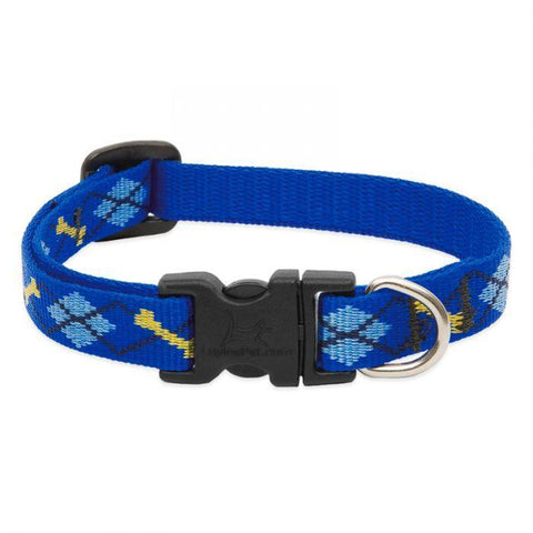 Lupine Original Dapper Dog Collar