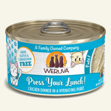 Weruva Cat Press Your Lunch!