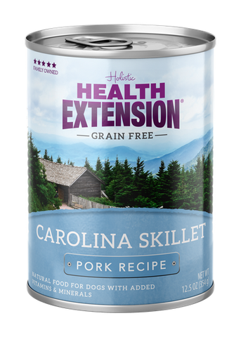 Health Extension Carolina Skillet Pork Recipe