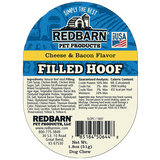 RedBarn Filled Hoof Cheese N' Bacon Flavor