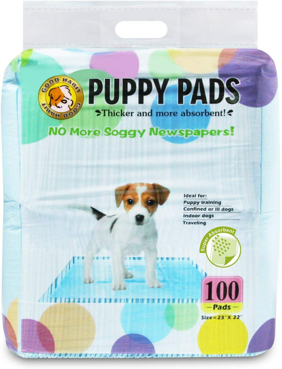 Good Habit Puppy Pads 100 ct