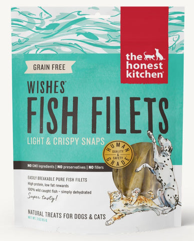 Honest Kitchen Wishes Fish Filet