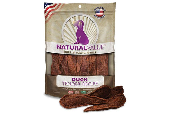 Natural Value Duck Tender Recipe