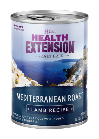 Health  Extension Mediterranean Roast Lamb Recipe