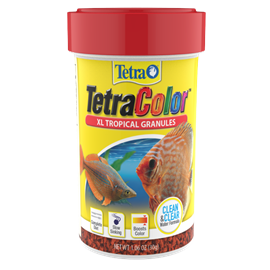 Tetra® Tropical XL Color Granules
