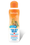 TROPICLEAN NATURAL FLEA & TICK BITE RELIEF AFTER BATH TREATMENT