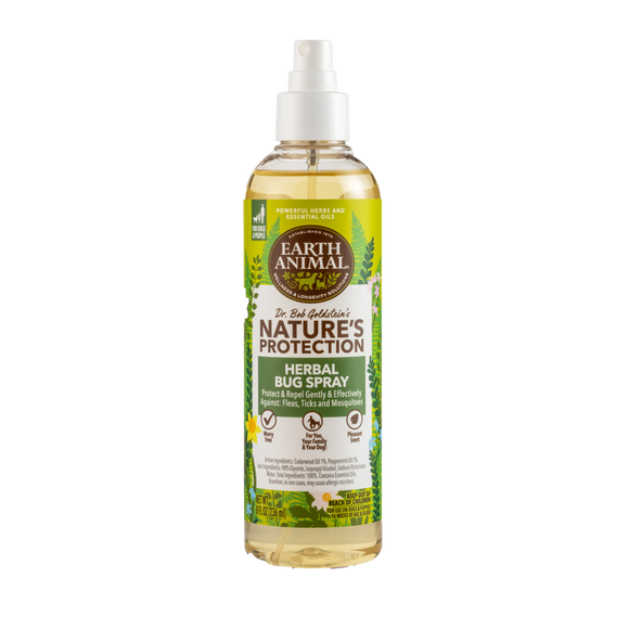 Earth Animal Nature's Protection Flea & Tick Herbal Bug Spray