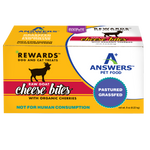 ANSWERS REWARDS GOAT CHEESE BITES CHERRY