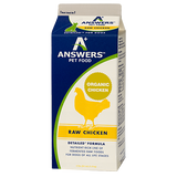 ANSWERS DOG FROZEN DETAILED CHICKEN