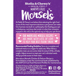 Stella & Chewy's Cat Chicken & Salmon Medley Morsels