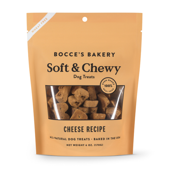Bocce's Bakery CHEESE SOFT & CHEWY TREATS