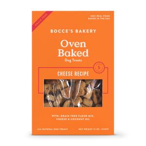 Bocce's Bakery Grain Free Cheese Biscuits