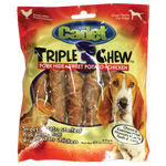 Cadet Sweet Potato & Chicken Triple Chew 6pk