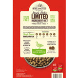 Stella & Chewy's Limited Ingredient Cage-Free Duck Raw Coated Kibble
