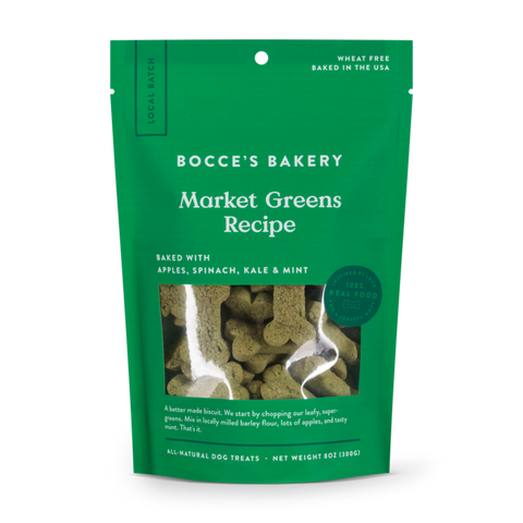 Bocce's Bakery MARKET GREENS BISCUITS