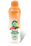 TROPICLEAN NATURAL FLEA & TICK SHAMPOO, MAXIMUM STRENGTH