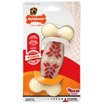 Nylabone Power Chew Action Ridges Chew Toy (Bacon Flavor)