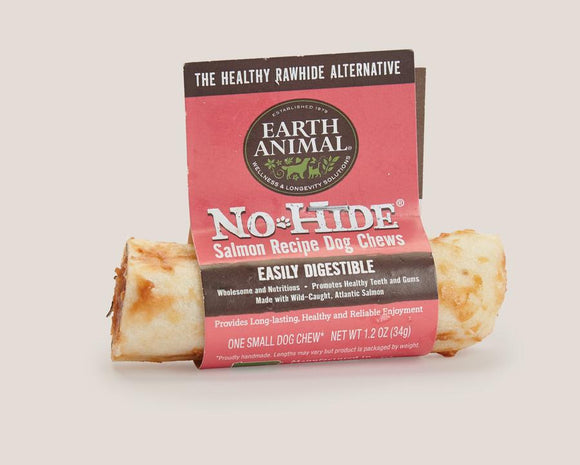 Earth Animal Salmon No-Hide® Wholesome Chews