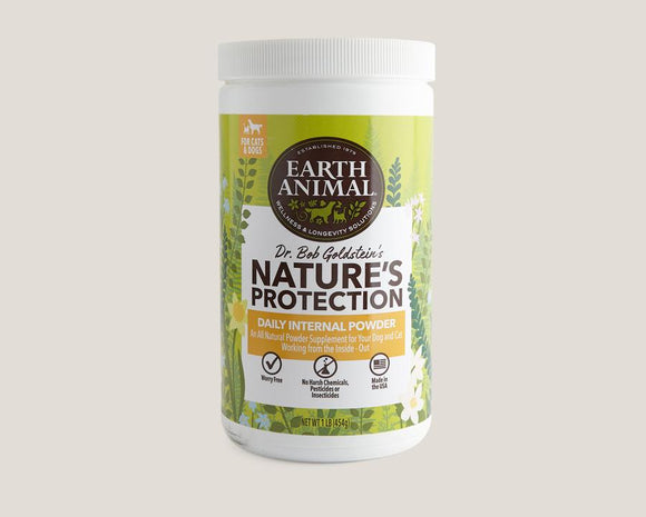 Earth Animal Nature's Protection™ Flea & Tick Daily Internal Powder