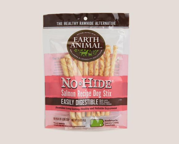 Earth Animal Salmon No-Hide® STIX