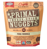 PRIMAL RAW FREEZE-DRIED FELINE PORK FORMULA