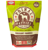PRIMAL RAW FROZEN CANINE PHEASANT FORMULA