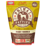 PRIMAL RAW FROZEN CANINE RABBIT FORMULA