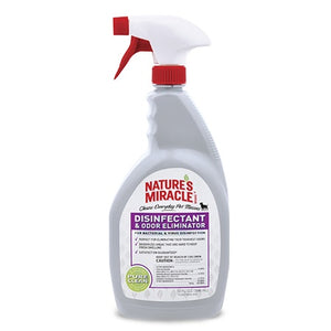 Natures Miracle Disinfectant and Odor Eliminator