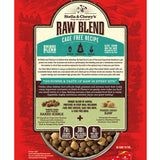Stella & Chewy's Cage-Free Raw Blend Kibble