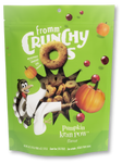 Fromm Dog Treats Crunchy Os Pumpkin Kran POW