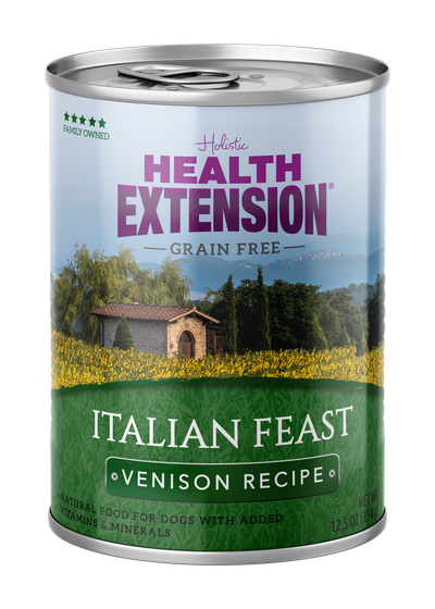 Health Extension Grain Free Italian Feast