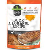 Betsy Farms Bistro Duck a L'Orange Recipe Dog Treats