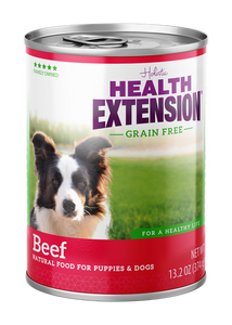 Health Extension Dog Grain Free 95% Beef
