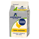 ANSWERS STRAIGHT FORMULA CHICKEN