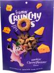 Fromm Dog Treats Crunchy Os Smokin' CheesePlosions