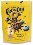 Fromm Dog Treats Crunchy Os Blueberry Blasts