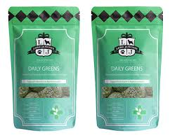 Lord Jameson DAILY GREENS | Supports Stomach & Digestion | Dandelion + Ginger (1pk)