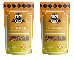 Lord Jameson GOLDEN HEALTH | Anti-inflammatory | Turmeric + Flaxseed (1pk)