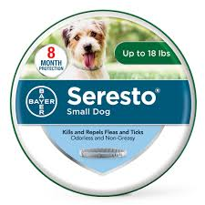 Seresto Small Dog Collar (under 18lbs)
