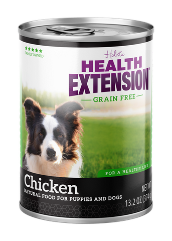 Health Extension Dog Grain Free 95% Chicken