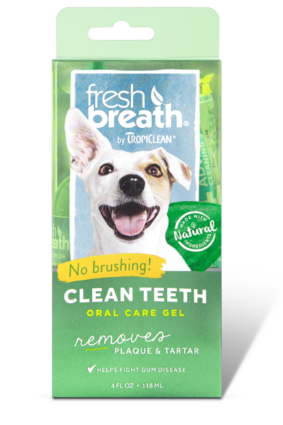 TROPICLEAN ORAL CARE GEL FOR DOGS