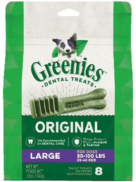 GREENIES™ Original Large Dog Dental Treats 12oz