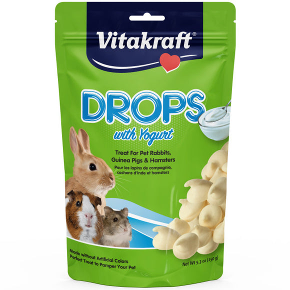 Vitakraft Drops With Yogurt