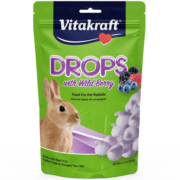 Vitakraft Drops With Wild Berry