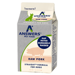 ANSWERS STRAIGHT FORMULA PORK