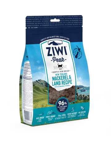 ZIWI Peak Air-Dried Mackerel & Lamb For Dogs