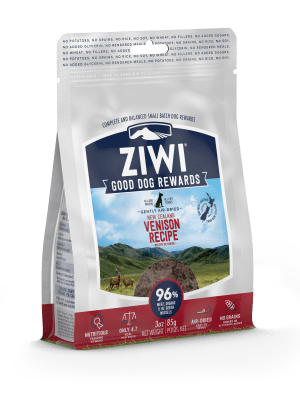 ZIWI Peak Venison Good Dog Rewards™ for Dogs